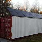 PV container