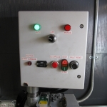 Roys controller front panel