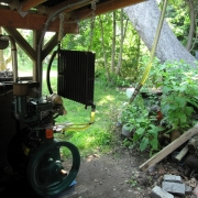 my old generator awning