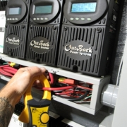 testing current DC genset